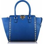 Kabelka LS Fashion LS0092 modrá
