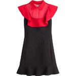 Valentino Crepe Couture Georgette Dress