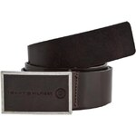 Pánský pásek TOMMY HILFIGER - Bobby Plaque Belt BM56920749 201 95CM