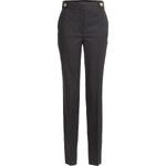 Salvatore Ferragamo Wool-Blend Slim Trousers