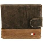 Pánská kožená peněženka Always Wild Clasic - hnědá