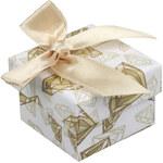 Rudorfer Dárková krabička na prsten Diamond 12400.D2