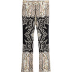 Etro Printed Stretch Pants