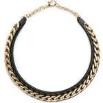 Mango Krátký náhrdelník s řetězem