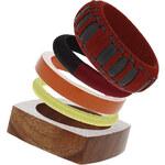 Topshop Stack Bracelet Pack