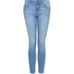 Tally Weijl Blue Soft Classic Skinny Ankle Jeans