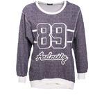 Terranova College-print sweatshirt