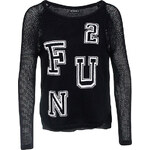 Terranova Numbers and letters sweater