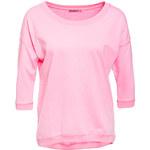 Terranova Plain sweatshirt with 3/4 sleeves
