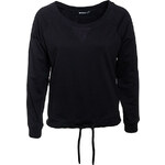 Terranova Sweatshirt with lace inserts