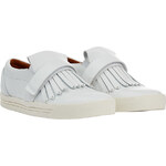 Marc Jacobs Fringed Leather Sneakers