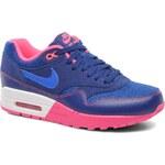 SALE - 30%% Nike - WMNS Air Max 1 - Sneaker für Damen / blau