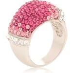 Original Crystal Ring - rosa