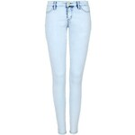 Tally Weijl Very Light Blue Low Waist Skinny Jeggings