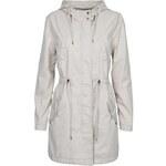 Tally Weijl Beige Parka Coat with Hood