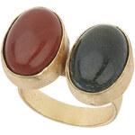 Topshop Semi-Precious Ring