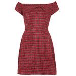 Topshop **Cold Shoulder Dress by Love