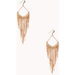 Forever 21 Glam Goddess Chandelier Earrings