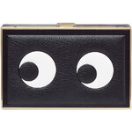 Anya Hindmarch Imperial Embossed Leather Clutch