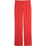 Etro Wide Leg Stretch Cotton Pants