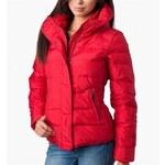 Dámská zimní bunda VOLCANO Fany - Red