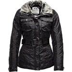 Dámská zimní bunda Sublevel - Black