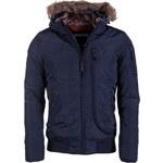 Pánská zimní bunda VOLCANO Sambor - Navy