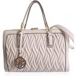 Luxusní pudrová kabelka LYDC London