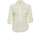 Terranova Plain see-through shirt