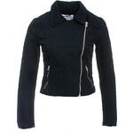 Terranova Biker-style cotton jacket