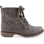 Ctogo-gogo Podzimní kotníkové boty 6661-5G Velikost: 37