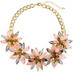 H&M Necklace with flowers