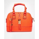 Dune Dotty Kettle Bag - Orange