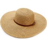 Melissa Odabash Raffia Sun Hat