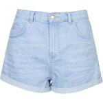 Topshop MOTO Bright Blue Rosa Shorts