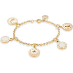 Marc by Marc Jacobs Cosmic Coins Charm Bracelet