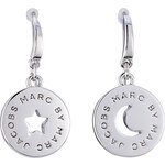 Marc by Marc Jacobs Lunar Coin Earrings