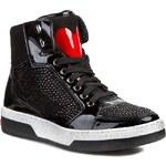 Sneakersy LOVE MOSCHINO - JA15093G0JJR300A Nero