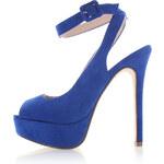 Modré sandály Barbadosa EUR39