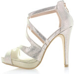 Zlaté sandály Mamba EUR41
