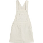 Alexa Chung for AG Gillian Denim Dungaree Dress
