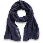 Esprit cotton scarf with sparkle