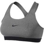Nike Pro Classic - Bustier - dunkelgrau