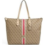Guess Kabelka Logo Sport Extra Large Brown Tote