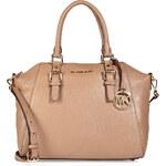 Michael Michael Kors Leather Bowling Bag