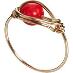 Kat&Bee 14ct Gold Inacio Ring