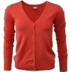 Cardigan Vero Moda Glory New do červena