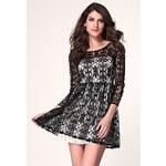 I-Moda Dámské šaty RETRO DAMSON d-sat104wh