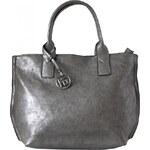 Dámská kabelka Marina Galanti, stříbrná pečeť - stříbrná barva