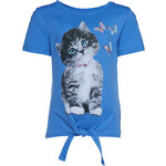 Tom Tailor mini girls - tee with knot